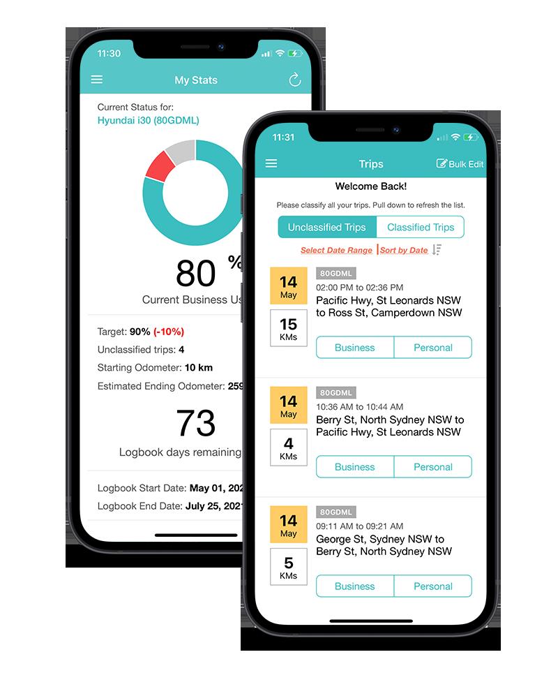 Electronic Logbook Mobile Smartphone App